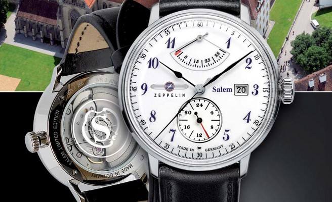 SALEM Limited Edition Uhr